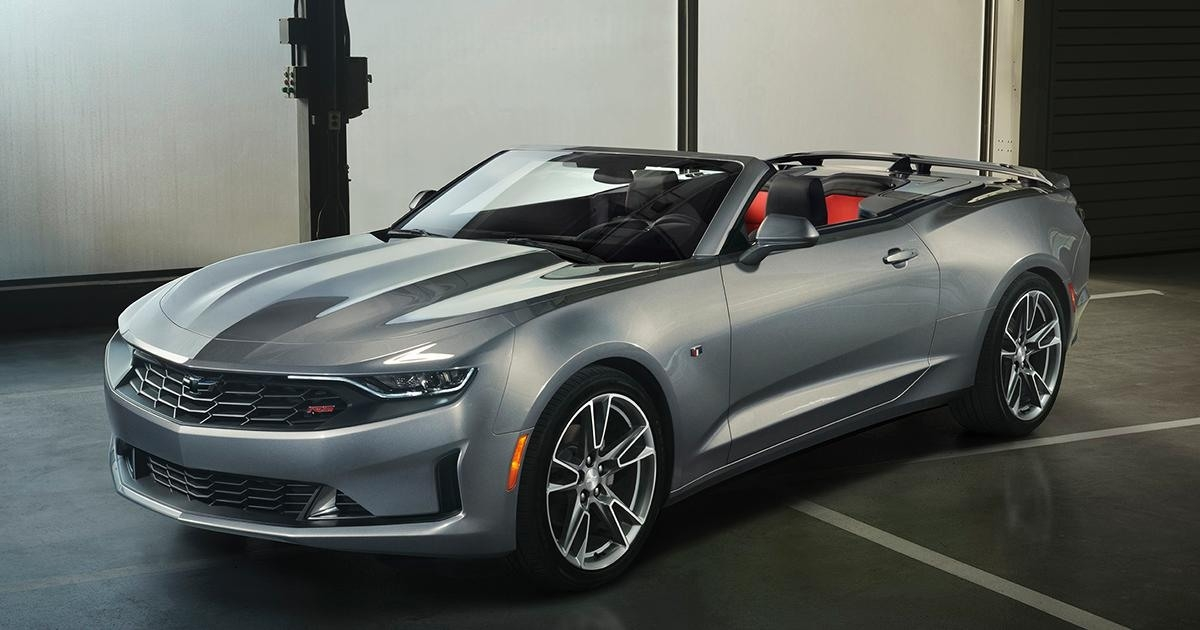 The All 2019 Chevy Camaro Picture