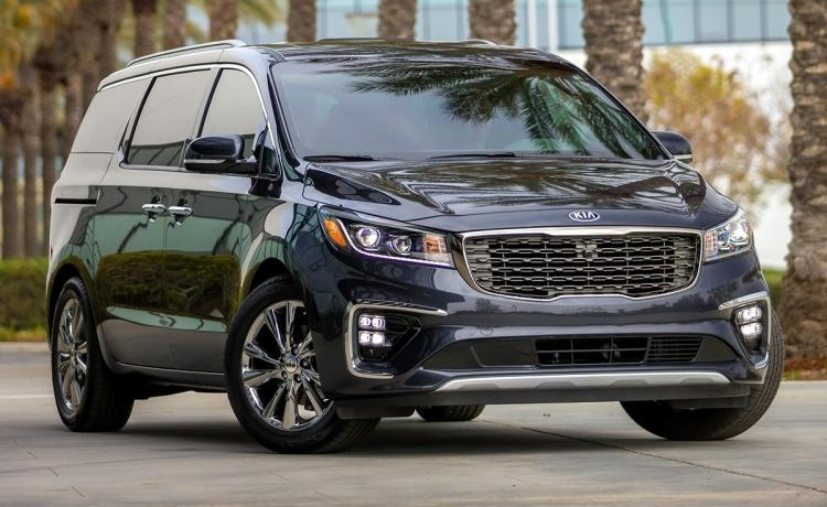 Best All 2019 Kia Sedona Price and Release date