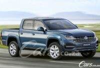 Amarok 2019 Spy Shoot