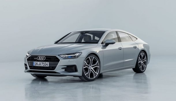 The Audi A7 2019 First Drive