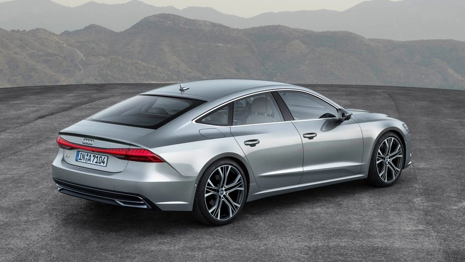 The Audi A7 2019 Redesign