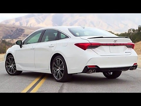 The Avalon 2019 First Drive