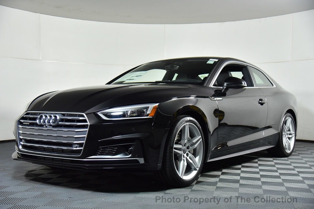 The 2018 Audi A5 Release date and Specs