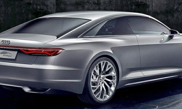The 2018 Audi A9 First Drive
