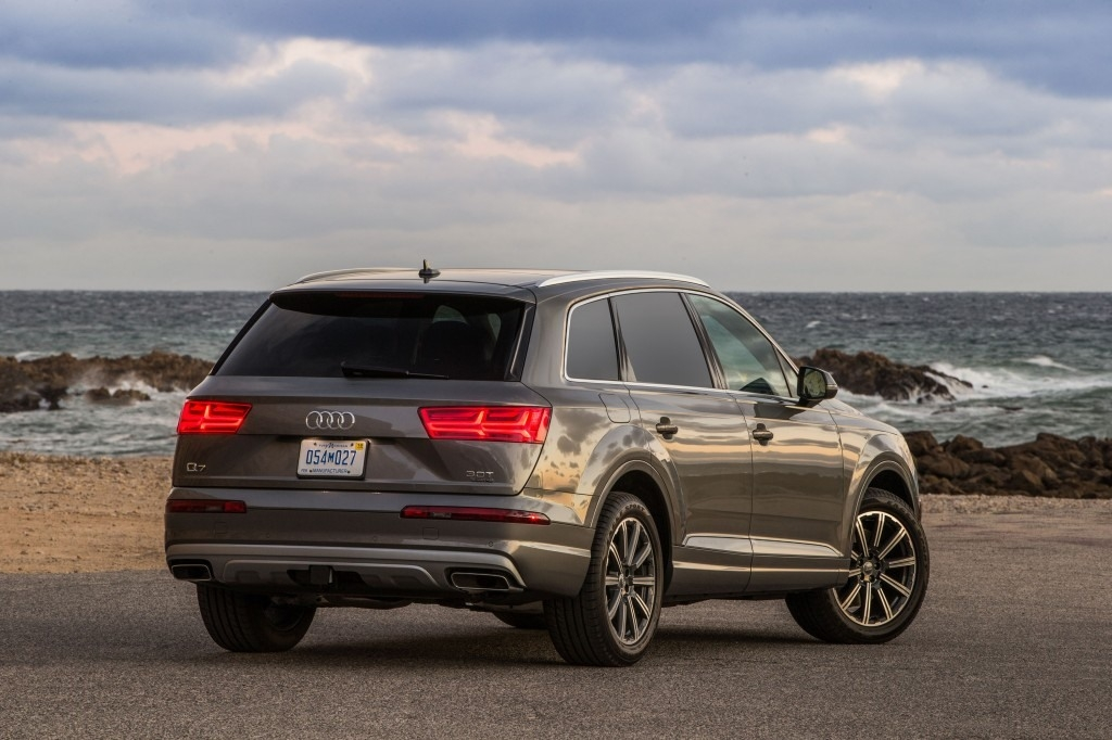The 2018 Audi Q7 New Review