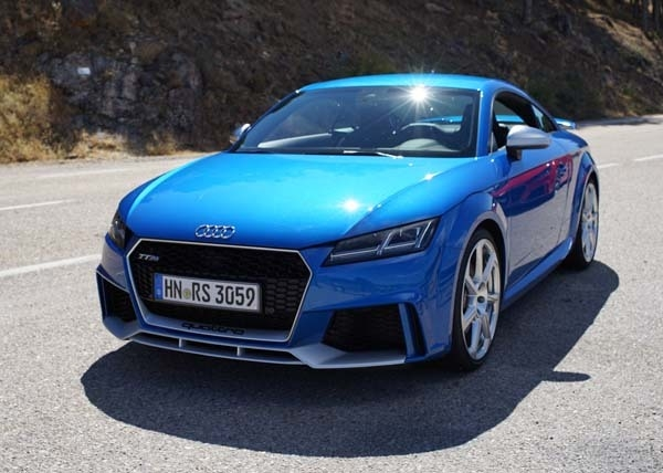 New 2018 Audi Tt Release date and Specs