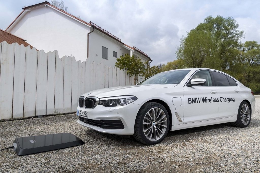 2018 BMW 3 Series Edrive Phev Interior