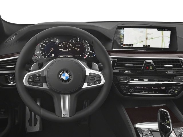 2018 BMW 5 Series First Drive
