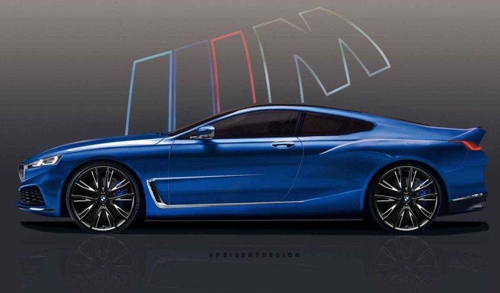 New 2018 BMW M8 Review