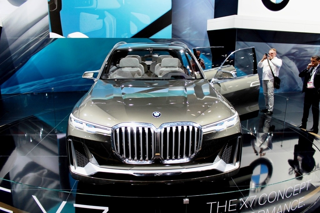 The 2018 BMW X7 Suv Series Overview