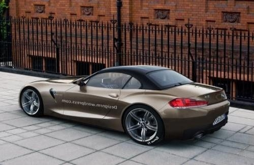 New 2018 BMW Z4 M Roadster New Release