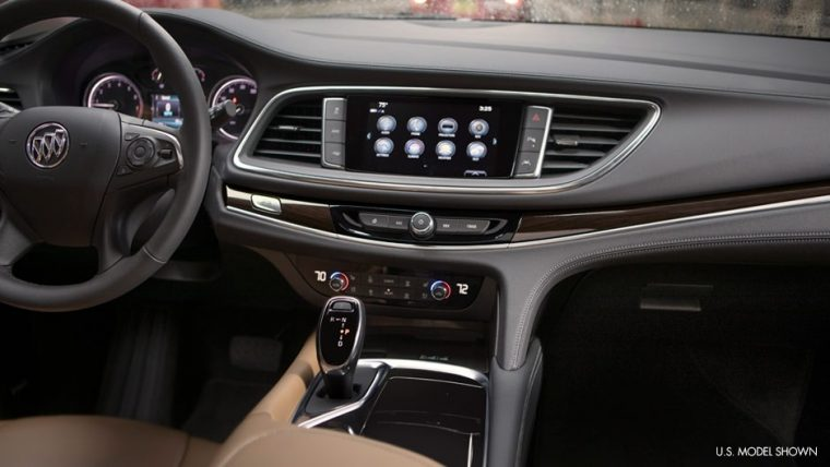 New 2018 Buick Enclave Spy Shoot