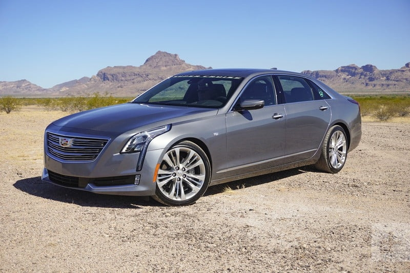 2018 Cadillac Ct6 Price