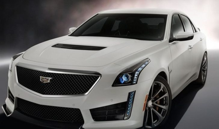 New 2018 Cadillac Cts V Coupe Price and Release date