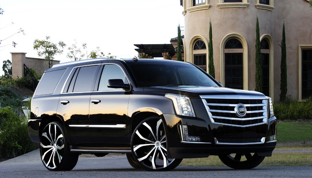 The 2018 Cadillac Escalade Ext First Drive