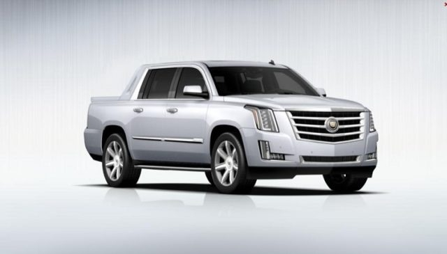 New 2018 Cadillac Escalade Ext Price and Release date