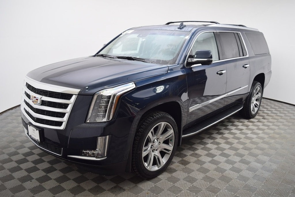 New 2018 Cadillac Escalade Luxury Suv New Review