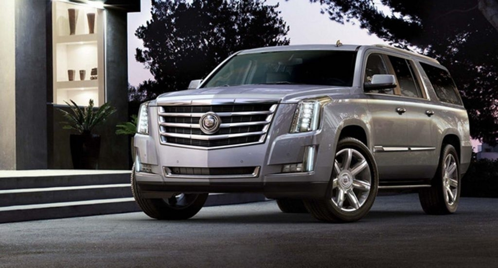 The 2018 Cadillac Escalade Vsport Specs and Review