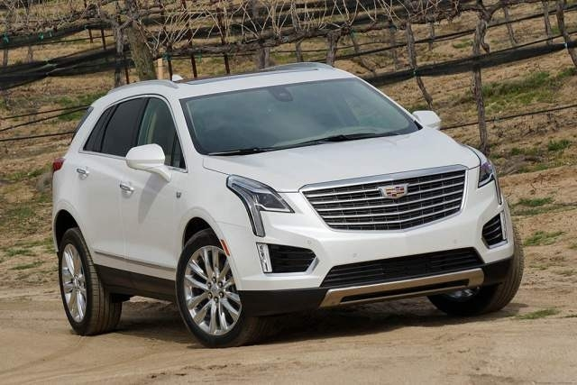 New 2018 Cadillac Srx Redesign