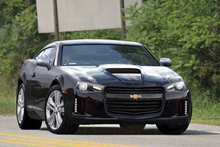 The 2018 Chevy Chevelle Ss Picture
