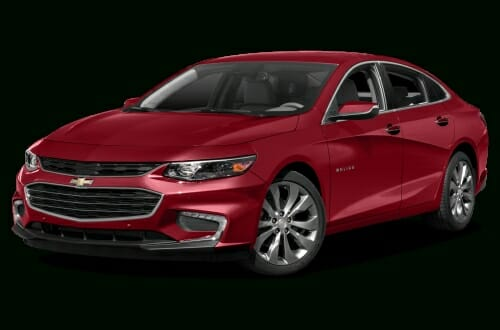 The 2018 Chevy Malibu Overview