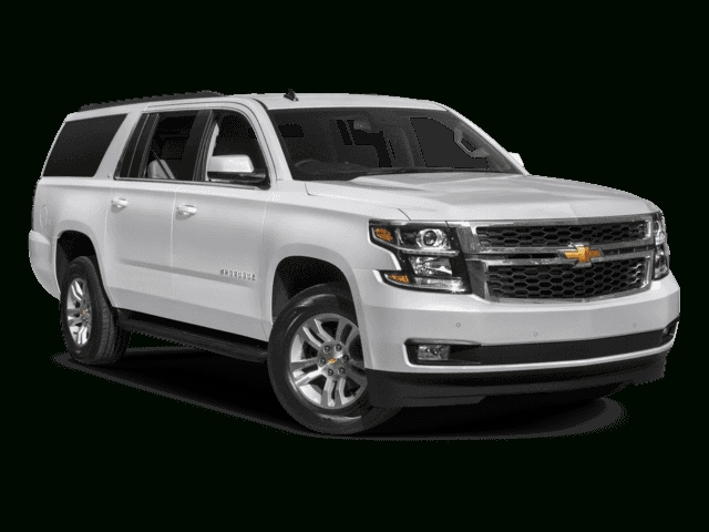 The 2018 Chevy Suburban Redesign