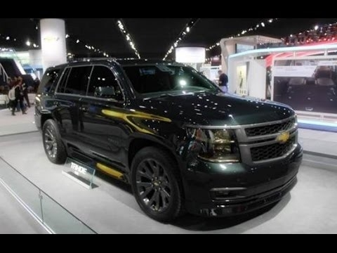 Best 2018 Chevy Tahoe Overview