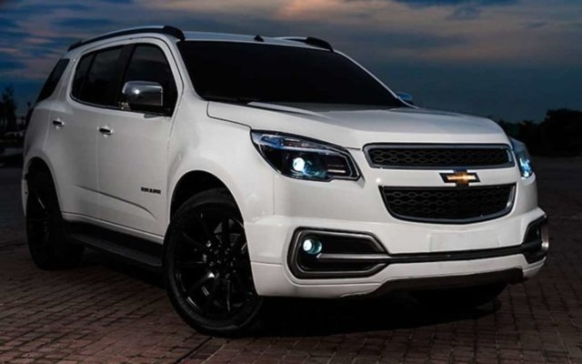 2018 Chevy Trailblazer Exterior