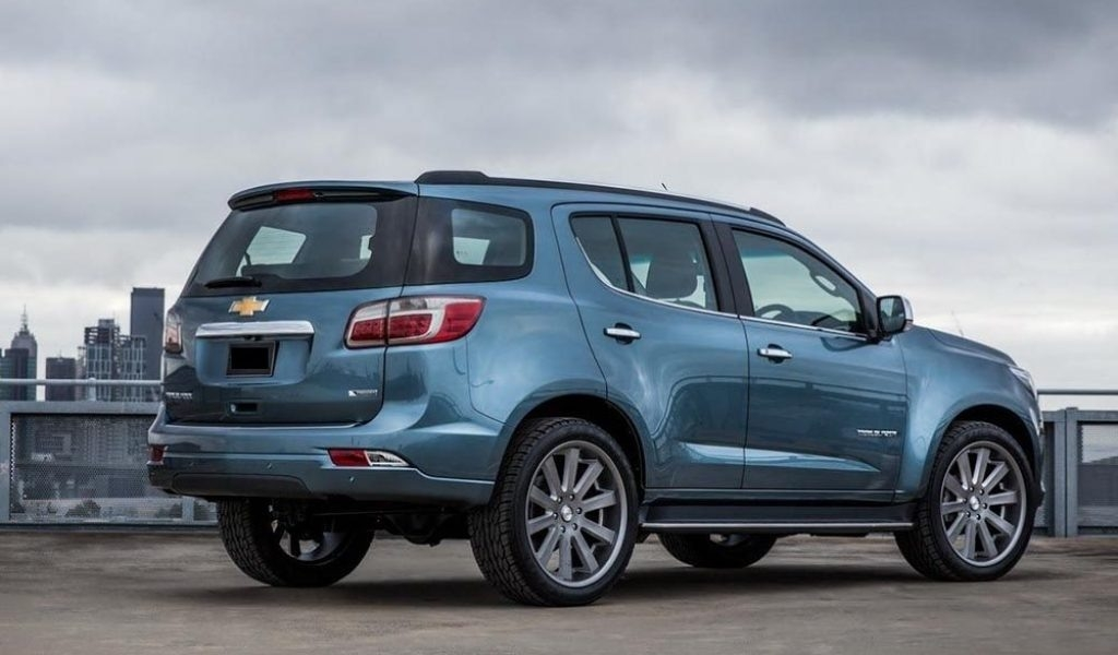 Best 2018 Chevy Trailblazer Ss Release date and Specs