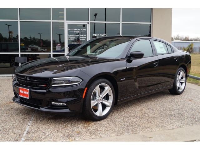 New 2018 Dodge Charger New Interior