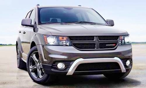 New 2018 Dodge Journey Srt Price and Release date