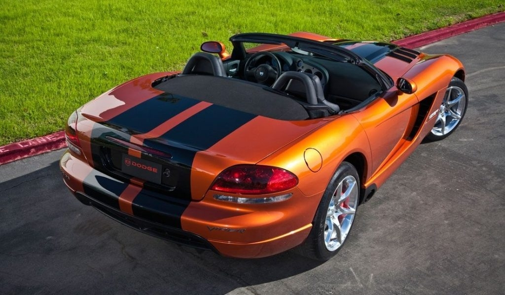2018 Dodge Viper Roadster Review and Specs
