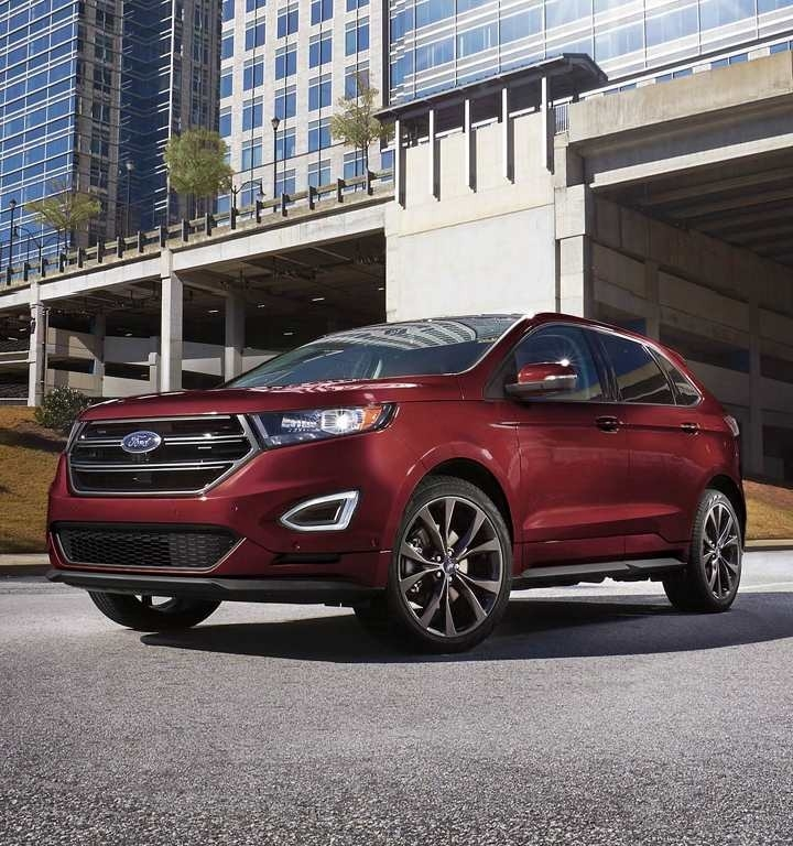 New  Ford Edge Sport Picture