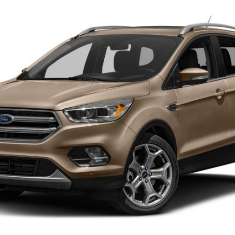 The 2018 Ford Escape New Review