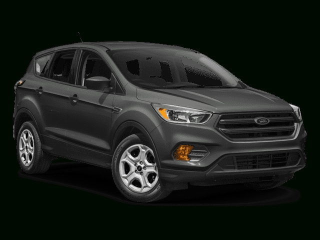 New 2018 Ford Escape Release Date