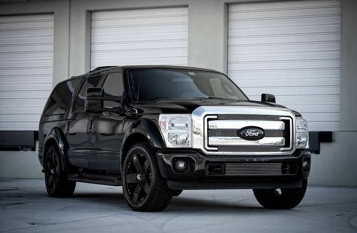 2018 Ford Excursion New Review