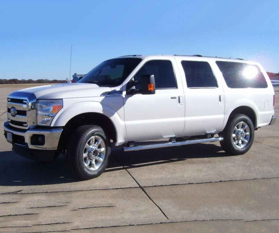 The 2018 Ford Excursion First Drive