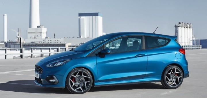 Best 2018 Ford Fiesta St Rs New Review