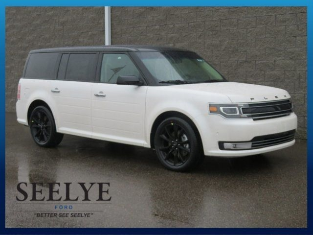The 2018 Ford Flex Review