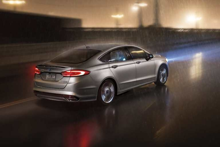 New 2018 Ford Fusion Picture