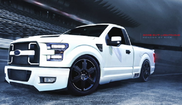 New 2018 Ford Lightning Svt Picture