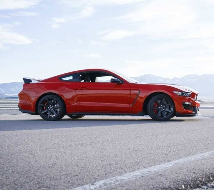 New 2018 Ford Mustang Shelby Gt 350 Release Date