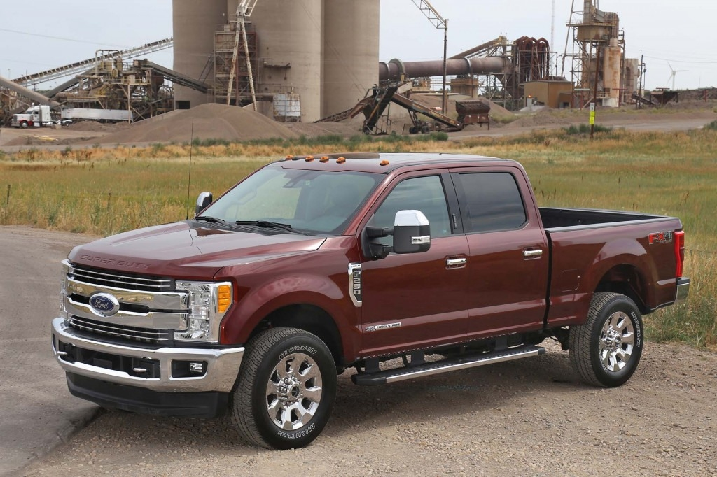 New 2018 Ford Super Duty Specs and Review