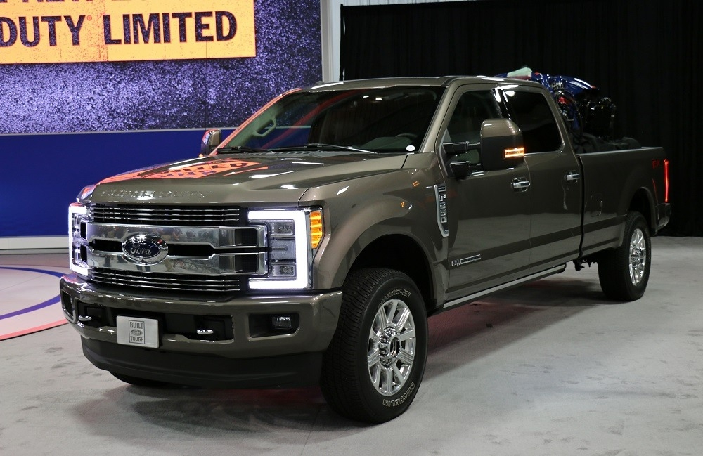 Best 2018 Ford Super Duty Redesign and Price