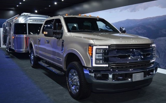 Best 2018 Ford Super Duty New Review