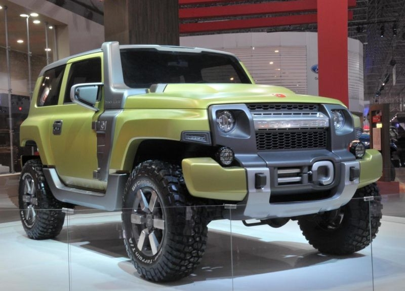 New 2018 Ford Troller T4 Review and Specs