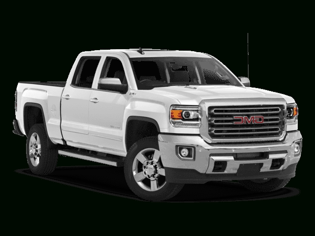 The 2018 GMC Sierra Hd First Drive