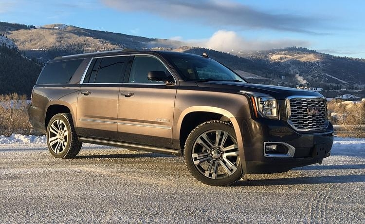 The 2018 GMC Yukon Denali Review and Specs
