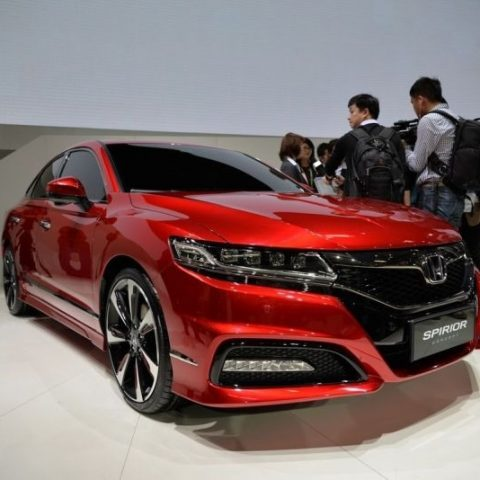 2018 Honda Accord Spirior Redesign