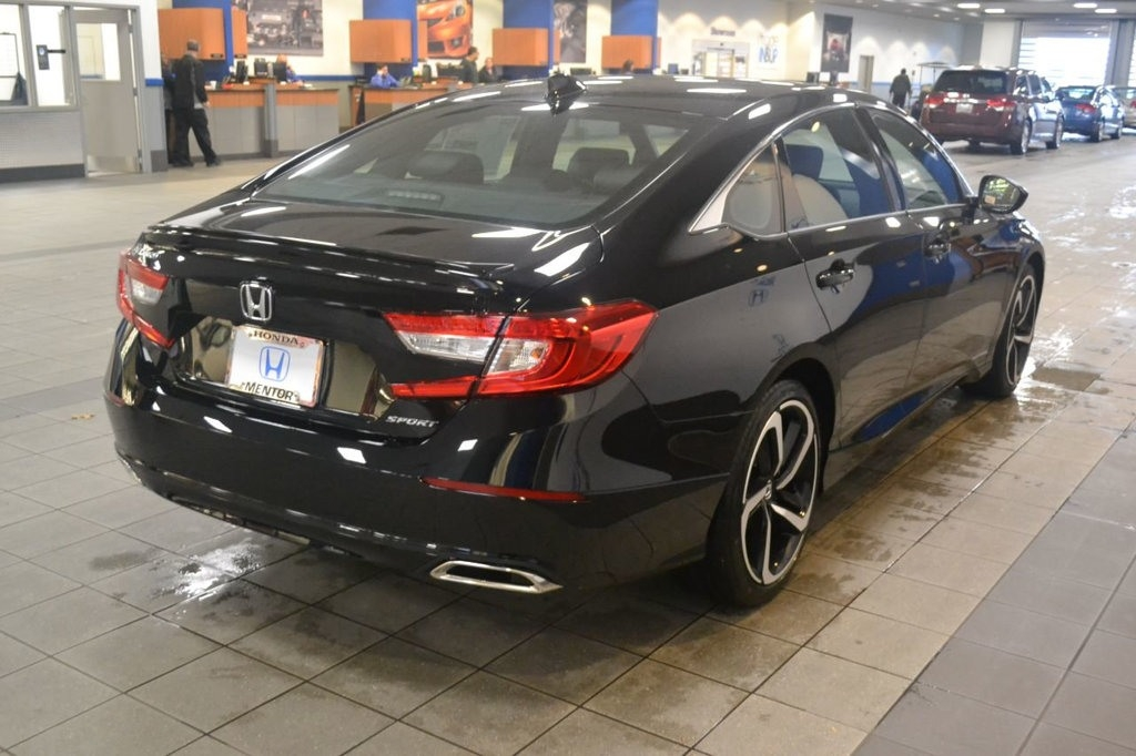 New 2018 Honda Accord Sport New Release